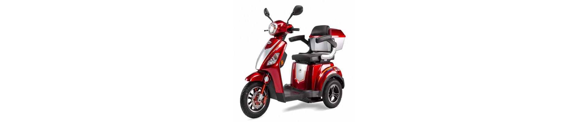 Elscooter    Promenadscooter   Permobil